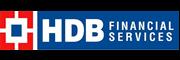 hdb financial services