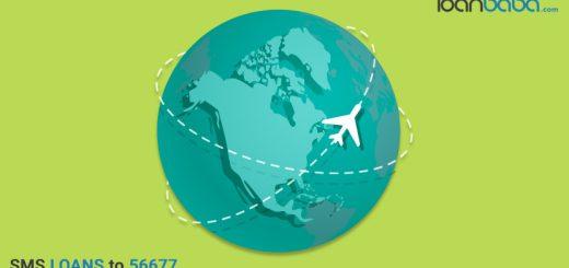 Personal Loan for International Destination
