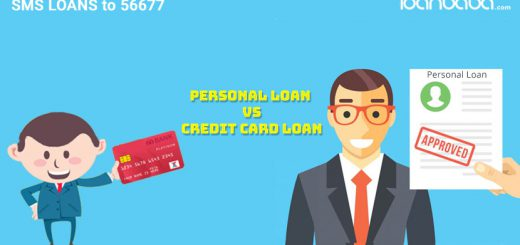 Personal Loan vs. Credit Card Loan