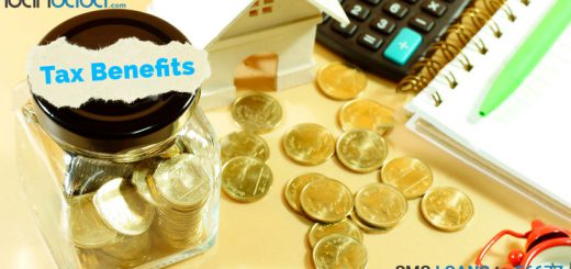 Home loan tax benefits at loanbaba.com