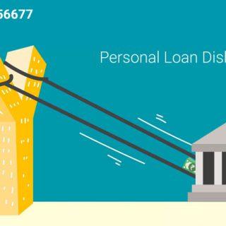 Quick personal loan disbursal
