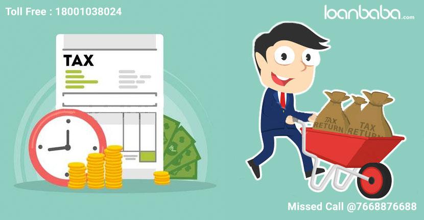 income tax returns loanbaba