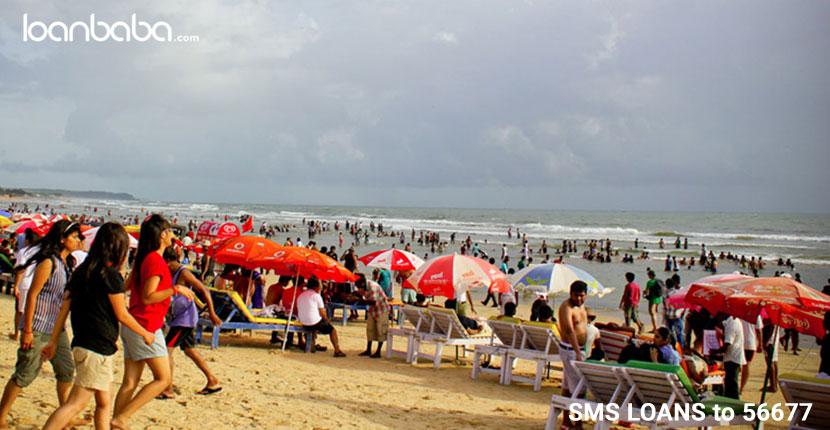 Baga-Beach