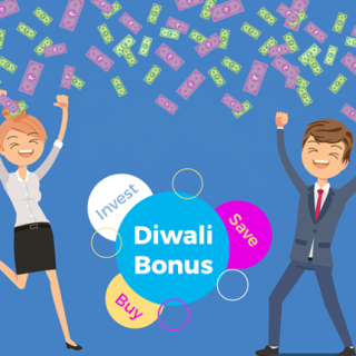 how to use your diwali bonus