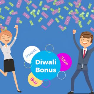 how to use your diwali bonus