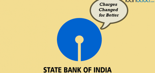 state bank of india charges changed