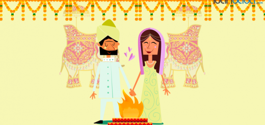 wedding on a budget in India