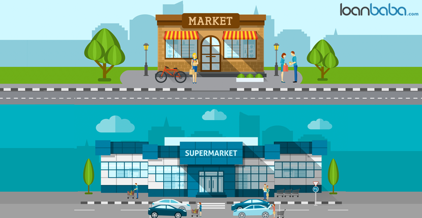 compare supermarkets