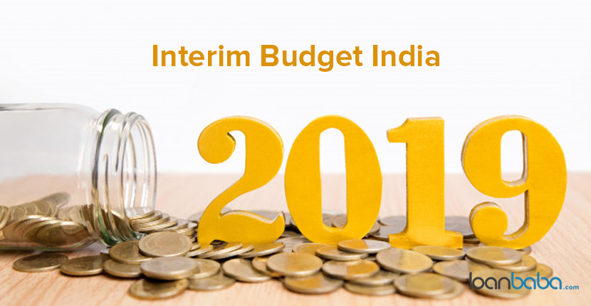 Get Highlights of the Interim Budget 2019, India