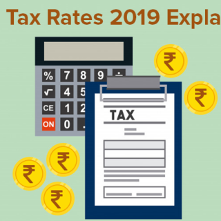 new income tax rates 2019 india loanbaba