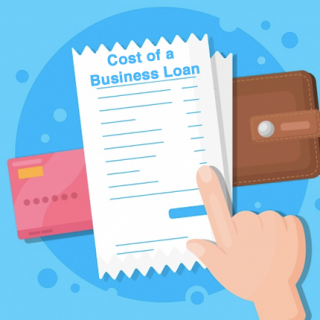 cost of a business loan