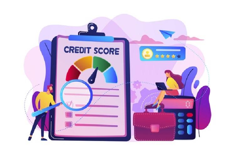 personal credit score vs. business credit score