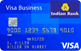 Indian Bank VISA Business Credit Card