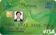 LIC Corporation Bank Platinum EMV Credit Card
